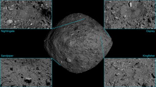 Link to Recent Story entitled: OSIRIS-REx – Asteroid Bennu Sample Site Flyovers