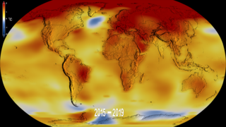 Link to Recent Story entitled: Global Temperature Anomalies from 1880 to 2019