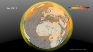 Link to Recent Story entitled: Earth Day 2020: Global Atmospheric Methane