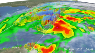 Link to Recent Story entitled: NASA/JAXA GPM Satellite Eyes Eta Over Florida