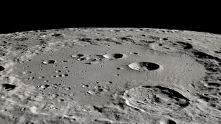Link to Recent Story entitled: The Moon's Clavius Crater