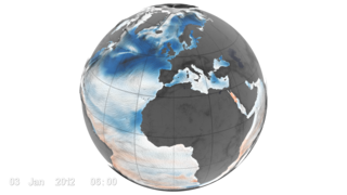 Link to Recent Story entitled: Ocean Surface CO 2 Flux with Surface Winds