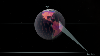 Link to Recent Story entitled: GeoCarb Observes Greenhouse Gasses from Geosynchronous Orbit