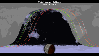 Link to Recent Story entitled: May 26, 2021 Total Lunar Eclipse: Visibility Map