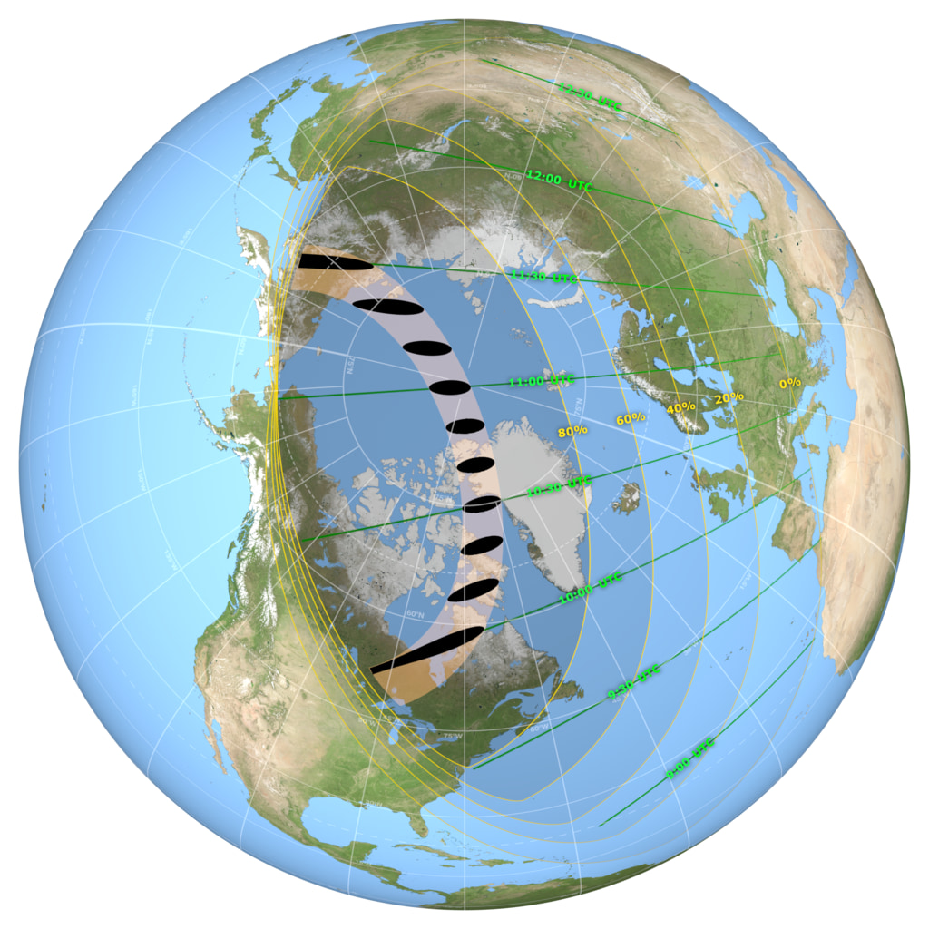 साल का पहला सूर्य ग्रहण आज, जानिए दुनिया में कहा-कहा दिखेगा रिंग ऑफ फायर का अदभुत नजारा - bhaskarhindi.com