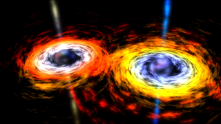 Link to Recent Story entitled: Merging Black Holes