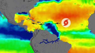 Link to Recent Story entitled: NASA On Air: NASA Tracks Amazon Plume and Ocean Salinity (12/11/2014)