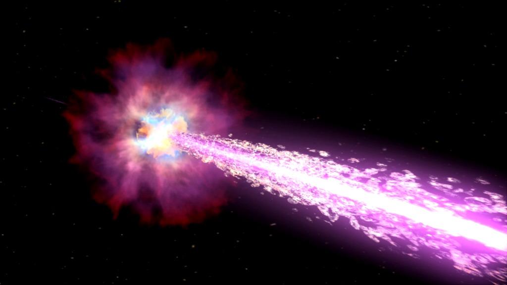 gms nakedeye gammaray burst model for grb 080319b