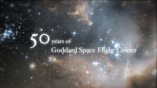 This short promo, featuring portraits of Goddard's scientists, engineers, and educators, celebrates 50 years of the center's achievements.