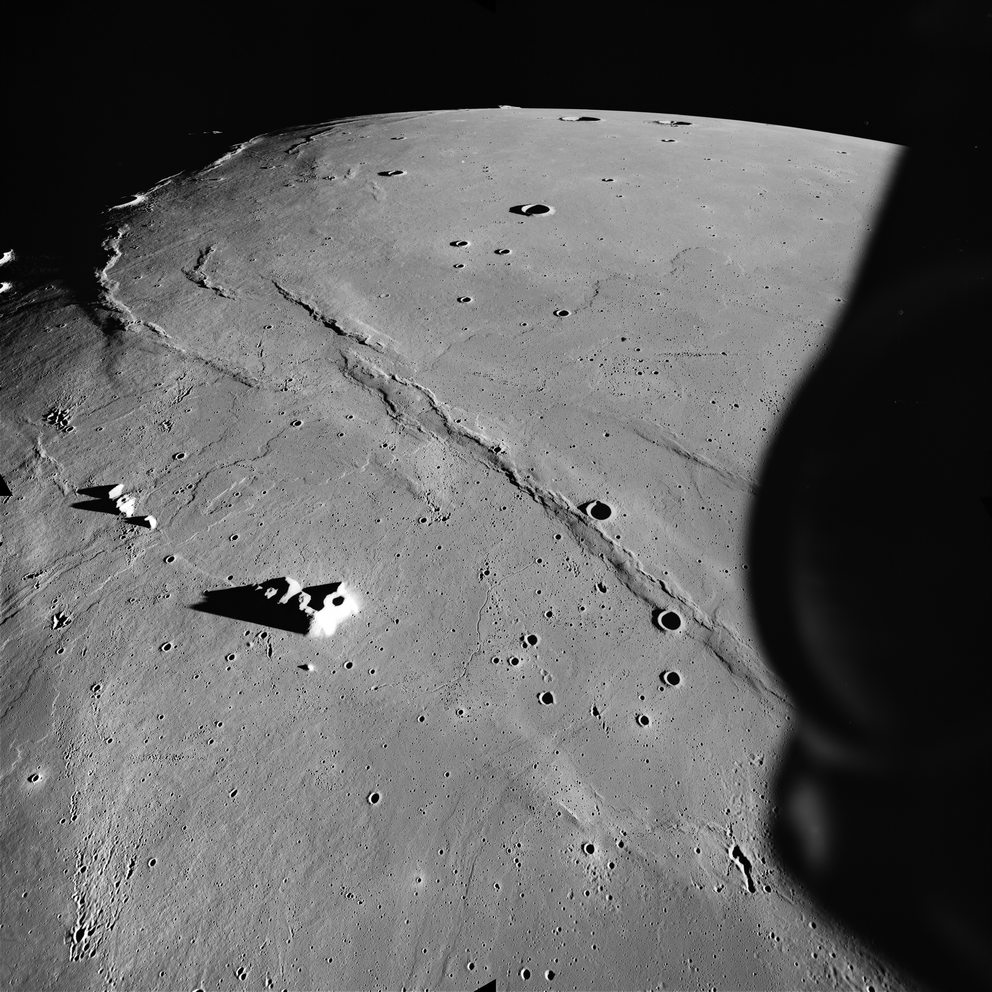 nasa archive photos of moon - photo #6