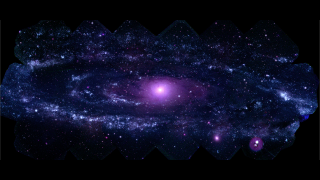 Link to Recent Story entitled: Swift's UV portrait of the Andromeda Galaxy