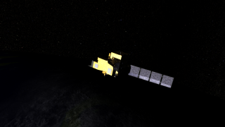 Link to Recent Story entitled: Landsat 7 Spacecraft Animations