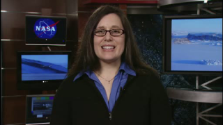 Live interview with NASA Goddard cryospheric scientist Lora Koenig regarding Operation IceBridge and the 2010 Arctic sea ice maximum.