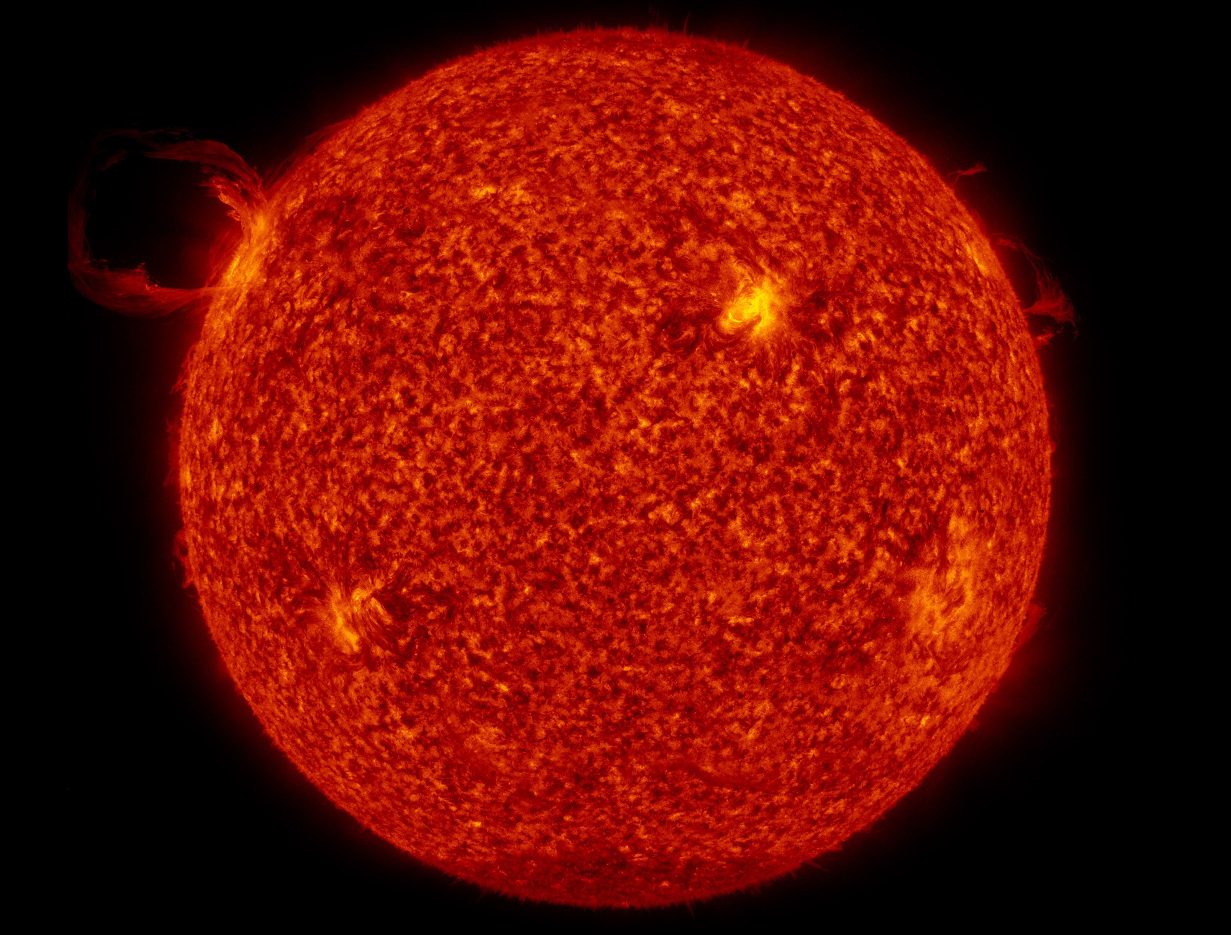 nasa sun images - HD4096×3112
