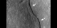 Newly discovered cliffs in the lunar crust indicate the moon shrank globally in the geologically recent past and might still be shrinking today, according to a team analyzing new images from NASA's Lunar Reconnaissance Orbiter (LRO) spacecraft. The results provide important clues to the moon's recent geologic and tectonic evolution.   For complete transcript, click  here .