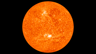 Rotating solar sphere made from a combination of imagery from the two STEREO spacecraft, together with simultaneous data from the Solar Dynamic Observatory.This movie is made from data taken on January 31, 2011. STEREO is able to take images like this once every ten minutes.  Because the STEREO separation was still slightly less than 180 degrees at that time, the small gap on the far side of the Sun has been interpolated over to simulate the full 360 degree view that STEREO will see.  This gap will start to disappear on February 6, 2011, and will completely disappear over the next several days. The regions near the seam between the STEREO Ahead and Behind images appear stretched out because they are at the edges of the Sun in the original images. As the STEREO spacecraft continue to move further around to the farside of the sun, imaging in this part of the globe will improve.Credit: NASA/Goddard Space Flight Center/STEREO/SECCHI