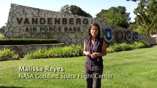 NASA Goddard TV Reporter Malissa Reyes takes us inside Vandenberg Air Force Base days prior the launch of the NPP mission. Learn and see what takes place in preparation for final countdown.
