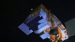 This animation highlights the Visible Infrared Imager Radiometer Suite (VIIRS). VIIRS is one of the five instruments on board NPP and it's a follow on to the MODIS instrument. VIIRS collects visible/infrared imagery and radiometric data. Data types include atmospheric, clouds, earth radiation budget, clear-air land/water surfaces, sea surface temperature, ocean color, and low light visible imagery.