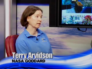 Terry Arvidson is the senior project engineer on Landsat 7 and has been with the Landsat mission since 1978.  She speaks about how she got involved in NASA and Landsat, how the instruments produce the vivid images, and some of the challenges in maintaining older spacecraft and being a translator between the scientists and engineers who work on Landsat.