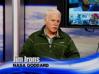 Dr. Jim Irons is the project scientist on the upcoming Landsat Data Continuity Mission (LDCM). He has used his lifelong passion for studying the environment throughout the decades he has worked on the Landsat mission. Here he speaks about how Landsat can help look at the change in land use over time and what impact those changes will have on how we use our planet's precious resources.