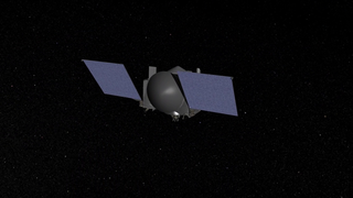 This narrated video provides an overiew of the OSIRIS-REx mission to observe asteroid Bennu and retreive a sample for study on Earth.For complete transcript, click here.