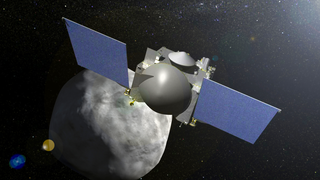 Link to Recent Story entitled: OSIRIS-REx Mission Overview