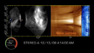 Link to Recent Story entitled: NASA Spacecraft Track Solar Storms From Sun To Earth