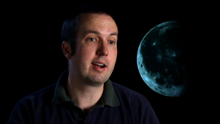 Clips from an interview with Noah Petro, Research Scientist and member of the Lunar Reconnaissance Orbiter Project Science Team.
