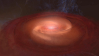 Simulations of young stellar systems suggest that planets embedded in a circumstellar disk can produce many distinctive structures, including rings, gaps and spiral arms. This video compares computer simulations of hypothetical systems to the Subaru image of SAO 206462. Credit: NASA Goddard Space Flight Center/NCSA