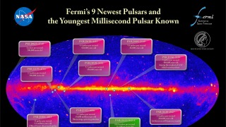 Link to Recent Story entitled: Fermi Discovers Youngest Millisecond Pulsar