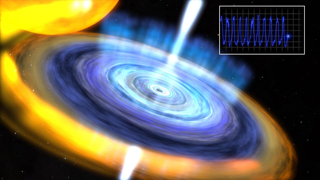 smallest black hole - photo #7