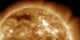 A solar storm lashes Earth as the sun's activity intensifies.