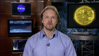Interview with Antti Pulkkinen, NASA Solar Scientist.  Will we see more events like this one in the future?
