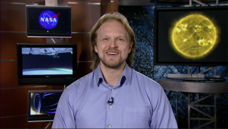 Interview with Antti Pulkkinen, NASA Solar Scientist.  The three stages of this event.