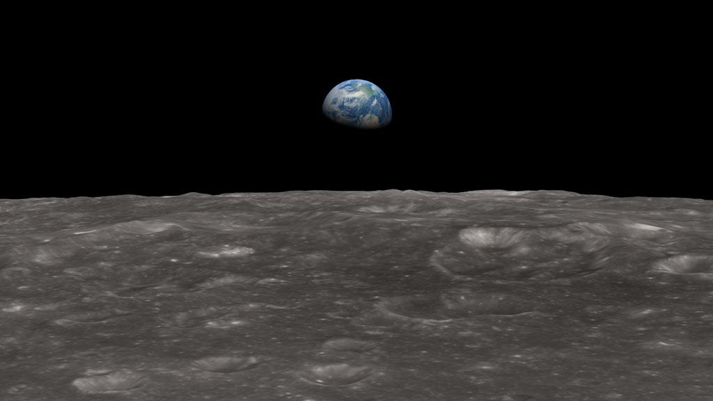 earthrise nasa - photo #21
