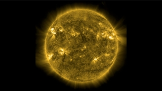 link to gallery item New Active Region on Sun Produces Three Flares Including an X1 on March 5 (2012-03-05)