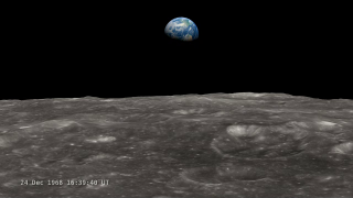 Link to Recent Story entitled: NASA's Lunar Reconnaissance Orbiter Brings