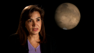 Deputy Project Manager Sandra Cauffman talks about her work on the Mars Atmosphere and Volatile EvolunioN (MAVEN) mission and her career at NASA's Goddard Space Flight Center.  This video is the first of a two-part Spanish-language series.  English transcript available below.