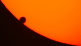Link to Related Story entitled: Venus Transit