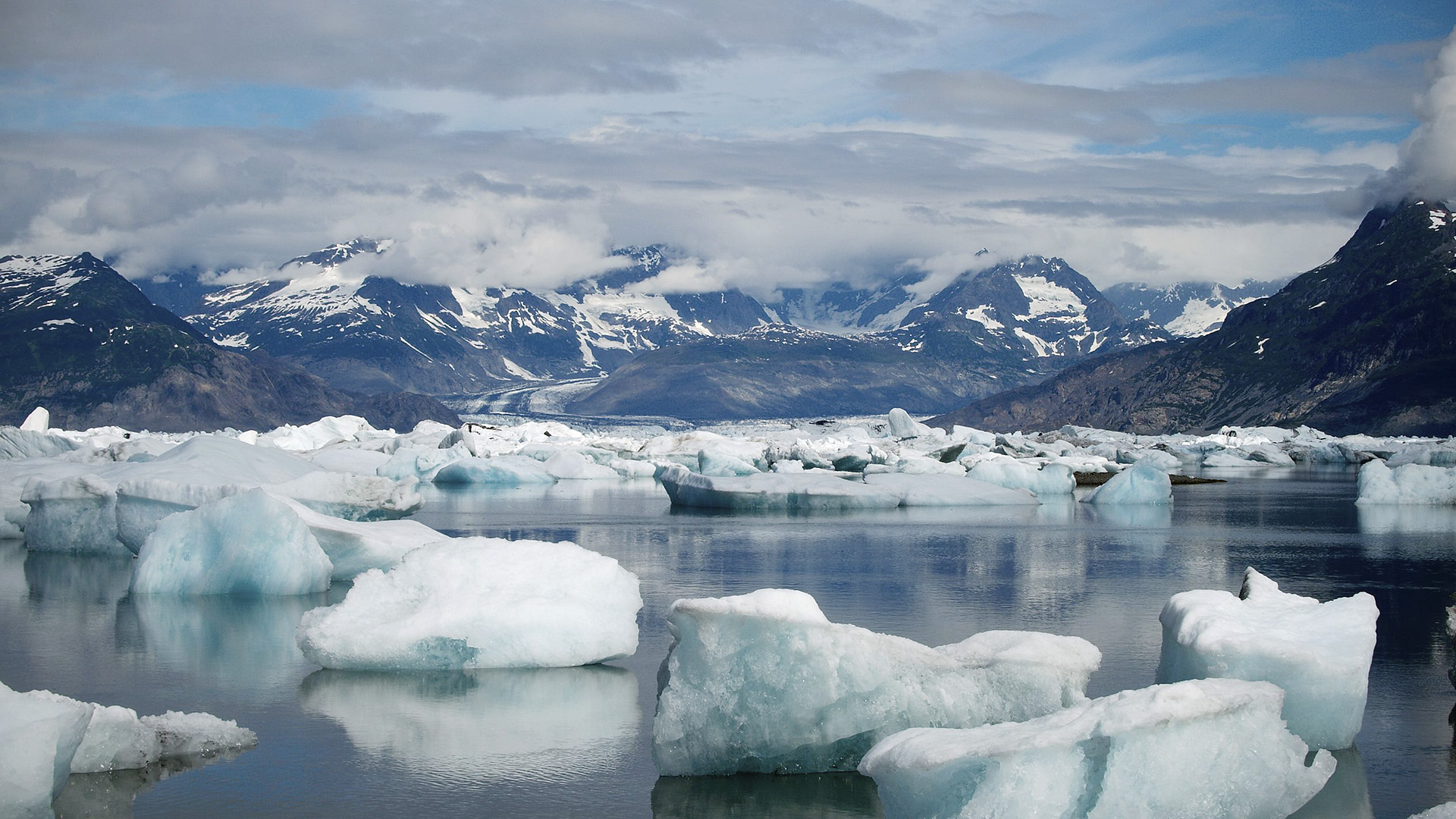 Alaska U0026 39 S Biggest  Ice  Losers Are Inland  U2013 Climate Change