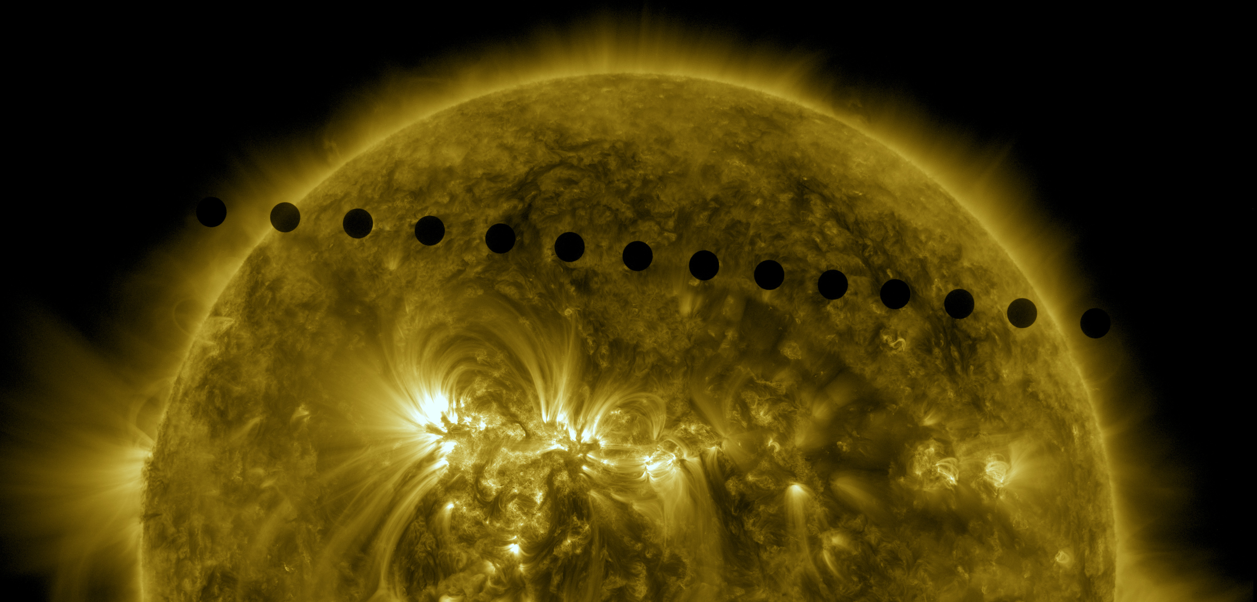 GMS: SDO's Ultra-high Definition View Of 2012 Venus Transit
