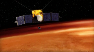 Link to Recent Story entitled: MAVEN Orbit Animations and Beauty Passes