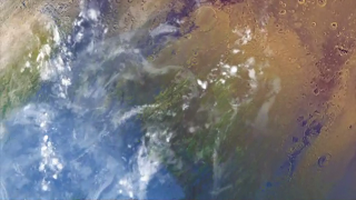 Link to Related Story entitled: Mars Climate Transition Animations: