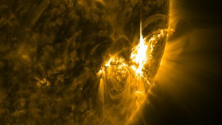 Link to Recent Story entitled: AR1515 Releases X1.1 Class Flare