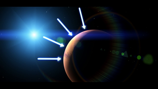 Link to Recent Story entitled: MAVEN: Mars Atmospheric Loss