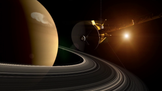 Link to Recent Story entitled: Saturn's Record-Setting Storm