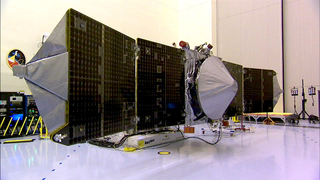 Link to Recent Story entitled: MAVEN Broadcast-Quality Spacecraft and Instrument Footage