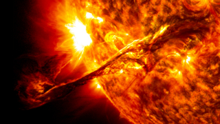 Link to Recent Story entitled: August 31, 2012 Magnificent CME