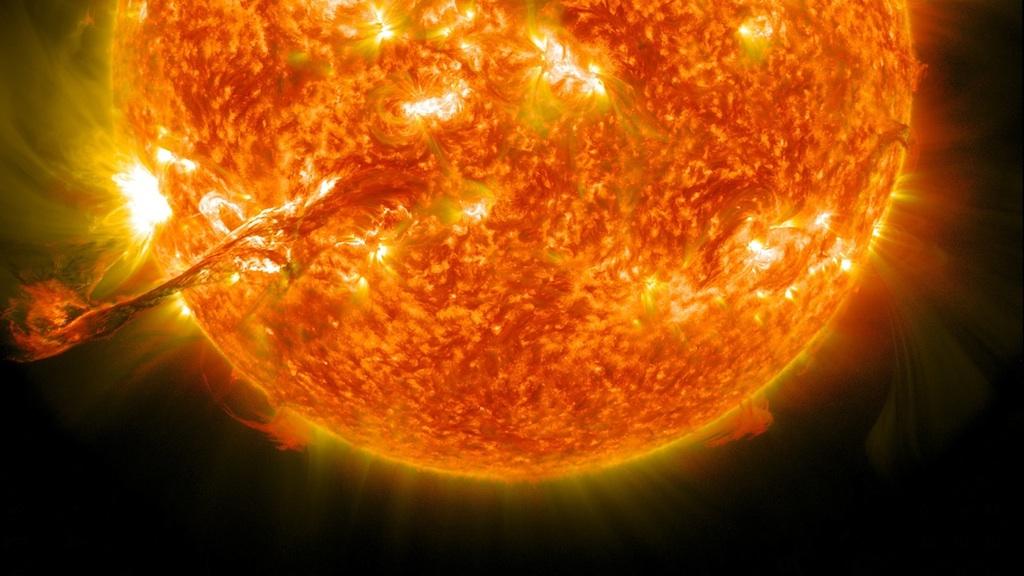 NASA Viz: Space Weather Forecast