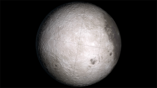 Regions of varying elevation and density give rise to subtle changes in the moon's gravity.